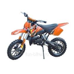Мини кросс бензиновый MOTAX 50 cc оранжевый (бензиновый, до 50 кг, до 45 км/ч, вариатор, томоза дисковые механические)